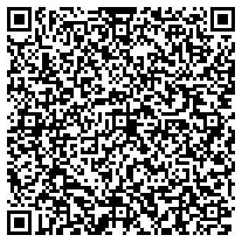 QR-код с контактной информацией организации Сакура И, ООО