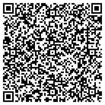 QR-код с контактной информацией организации КОНТУР, ЧФ