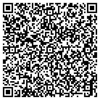 QR-код с контактной информацией организации УКРМЕТАЛЛОПРОМ, ЗАО