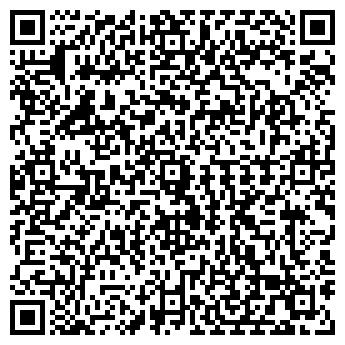 QR-код с контактной информацией организации Афродита, ООО