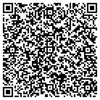 QR-код с контактной информацией организации КРЕДИТ-ДНЕПР, АБ