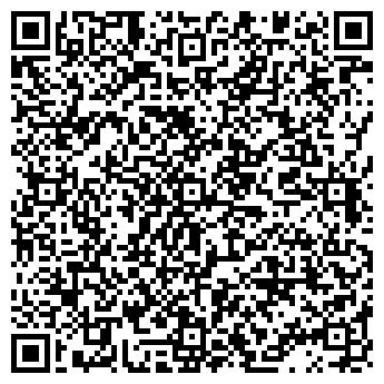 QR-код с контактной информацией организации РАДАБАНК, АБ, ЗАО