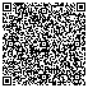 QR-код с контактной информацией организации Скандия, ЧП