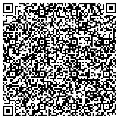 QR-код с контактной информацией организации ДНЕПР, ДНЕПРОПЕТРОВСКАЯ ШВЕЙНО-ТОРГОВАЯ ФИРМА, ЗАО
