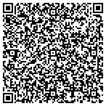 QR-код с контактной информацией организации АТЕЛЬЕ В ДНЕПРОПЕТРОВСКЕ