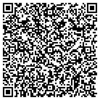 QR-код с контактной информацией организации Попов, СПД