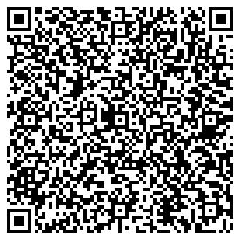 QR-код с контактной информацией организации Интерпрейс, ООО
