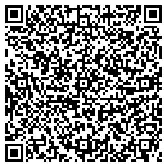 QR-код с контактной информацией организации Бажа, ИП