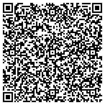 QR-код с контактной информацией организации РТИ Урала, ТОО