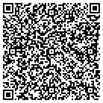 QR-код с контактной информацией организации P.E.T., ТОО