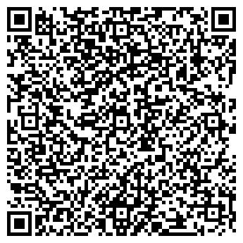 QR-код с контактной информацией организации ДЕТСКИЙ САД № 496