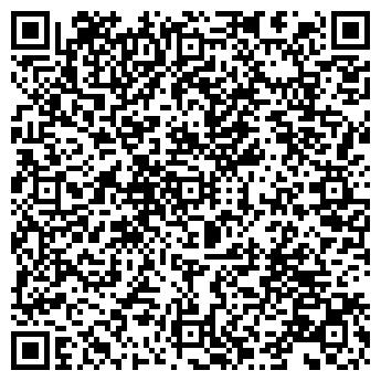 QR-код с контактной информацией организации ИП Куанышбеков