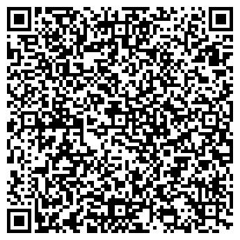 QR-код с контактной информацией организации ООО Кристан