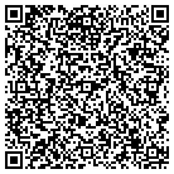 QR-код с контактной информацией организации СТО Аверс-Центр, ООО
