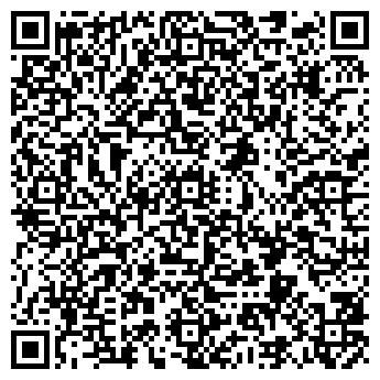 QR-код с контактной информацией организации Дунайская сельдь, ЧП