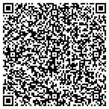 QR-код с контактной информацией организации Имени Амангельды, ПК