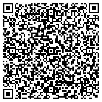 QR-код с контактной информацией организации Корм, ООО