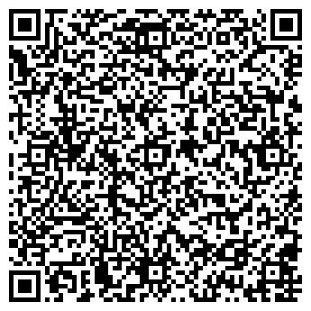 QR-код с контактной информацией организации ООО Фонтан