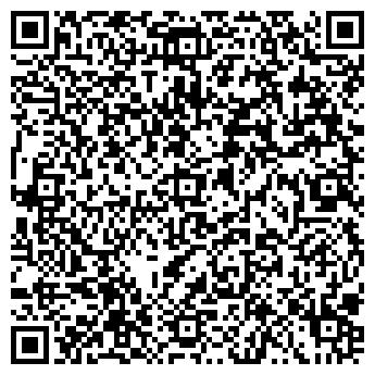 QR-код с контактной информацией организации ЗАО Защита