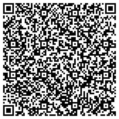QR-код с контактной информацией организации Теплый дом, группа строительных компаний
