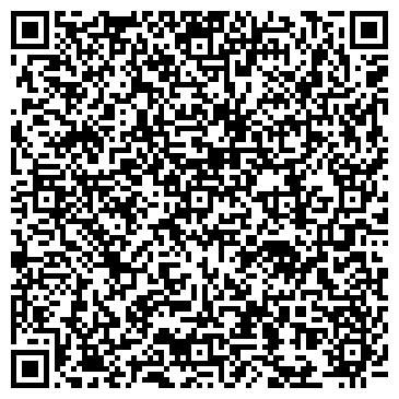QR-код с контактной информацией организации Ветеринарная клиника «Багира»