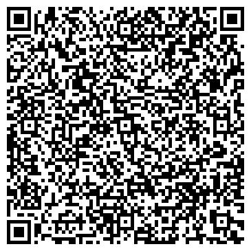 QR-код с контактной информацией организации Фирма Меркурий, ООО