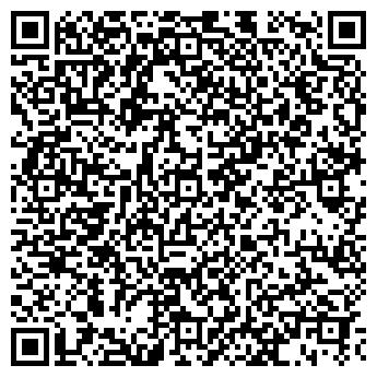 QR-код с контактной информацией организации Чайный клуб, ООО