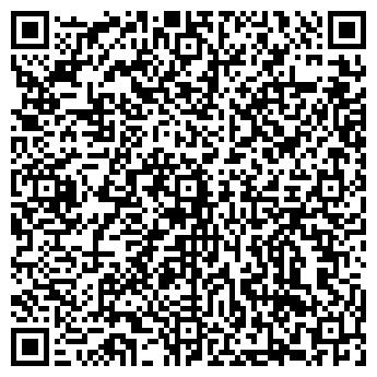 QR-код с контактной информацией организации ЦВНТР, БОКУП