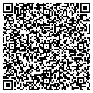 QR-код с контактной информацией организации ООО Партнёр