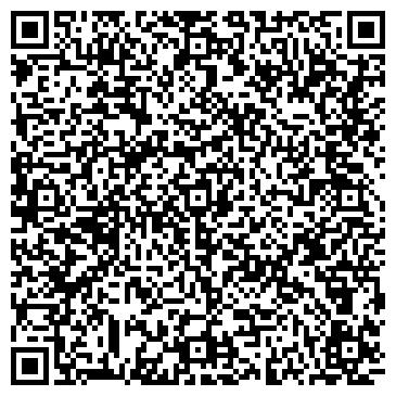 QR-код с контактной информацией организации АТС и Телекоммуникации, ООО