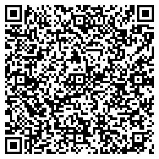 QR-код с контактной информацией организации ПЛАСТИЛИН