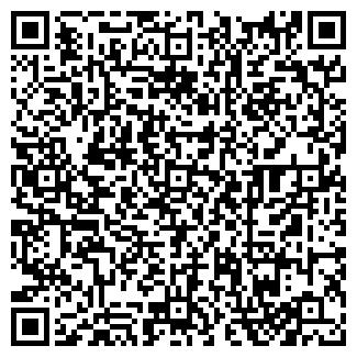 QR-код с контактной информацией организации СЕНС