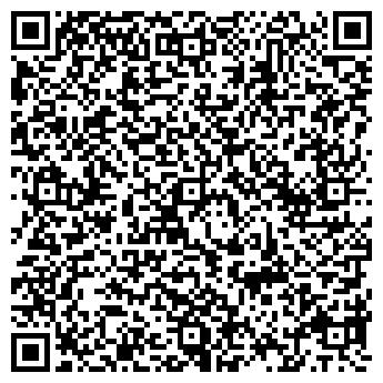 QR-код с контактной информацией организации Vox-line, ООО