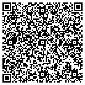 QR-код с контактной информацией организации УкрТелеБуд, ЗАО