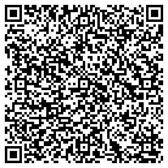 QR-код с контактной информацией организации Равис, ЧП