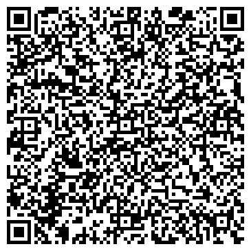 QR-код с контактной информацией организации Спутник- ТВ, СПД