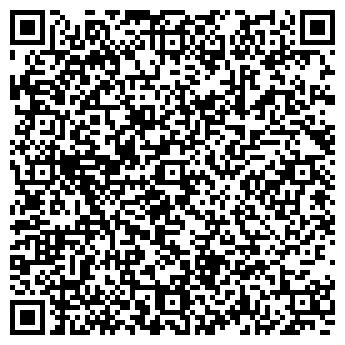 QR-код с контактной информацией организации Субъект предпринимательской деятельности СПД Петров Павел
