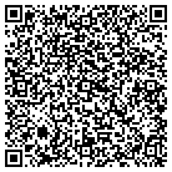 QR-код с контактной информацией организации Простор - ТВ