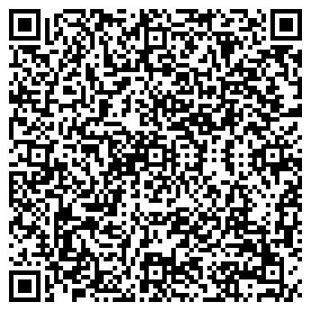 QR-код с контактной информацией организации Надежда, ПК