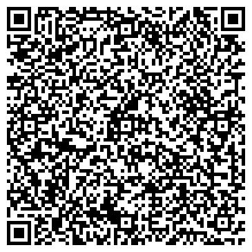 QR-код с контактной информацией организации ТелеДом, ИП