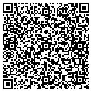 QR-код с контактной информацией организации pultsat