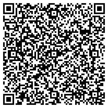 QR-код с контактной информацией организации Субъект предпринимательской деятельности ЧП Новиков