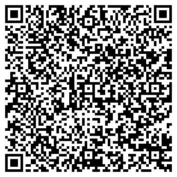 QR-код с контактной информацией организации ИНВЕК, ПРЕДПРИЯТИЕ