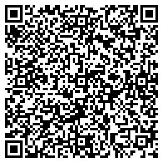 QR-код с контактной информацией организации КАУ, ЧП
