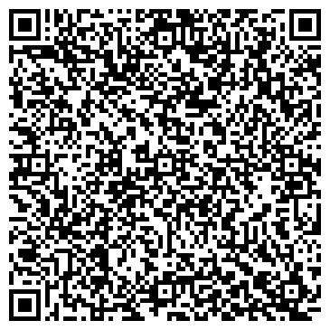 QR-код с контактной информацией организации Ветеринарная клиника Четыре лапы, ЧП