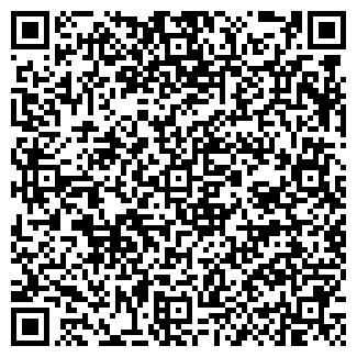 QR-код с контактной информацией организации Планета животных, Компания