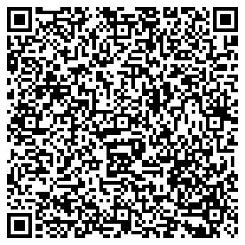 QR-код с контактной информацией организации Коты и собаки, ЧП