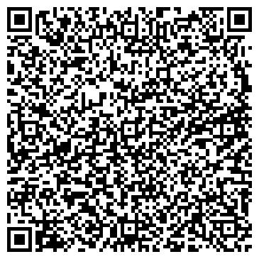 QR-код с контактной информацией организации Аква-хобби, ЧП