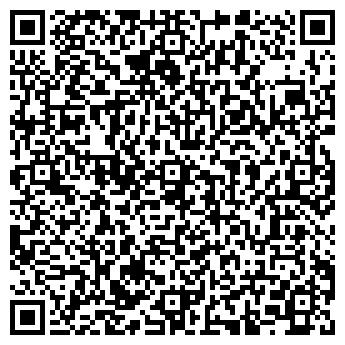 QR-код с контактной информацией организации Боровой рай