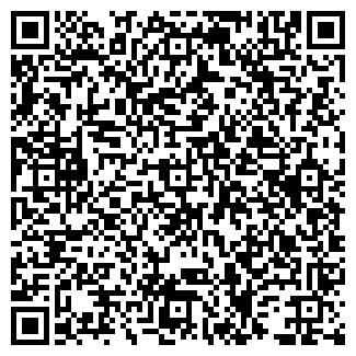 QR-код с контактной информацией организации UPTOWN